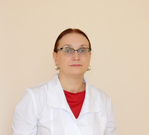 Врач Комащенко Марина Николаевна
