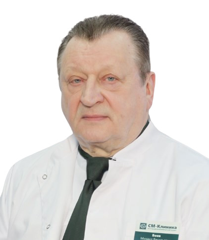 Врач Боев Михаил Васильевич
