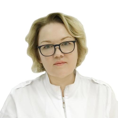 Врач Акимова Надежда Юрьевна