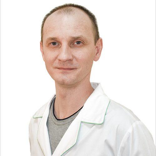 Врач Павлов Виктор Сергеевич