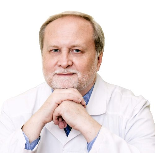 Врач Захарченко Николай Николаевич
