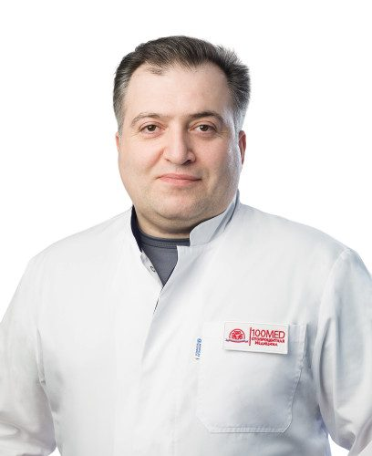 Врач Кипиани Торнике Гурамович