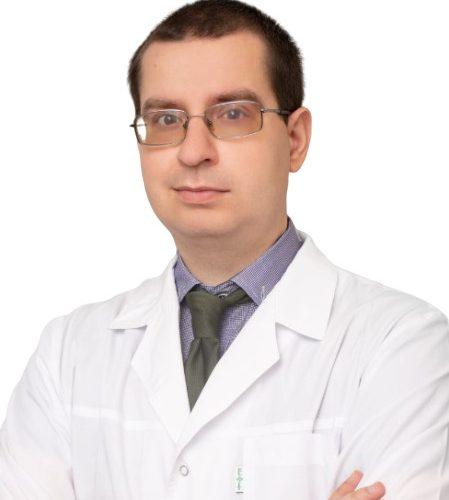 Врач Катышев Алексей Михайлович