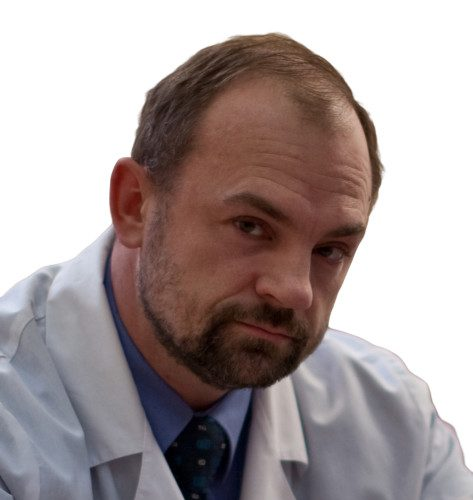 Врач Михайлов Павел Гульверович