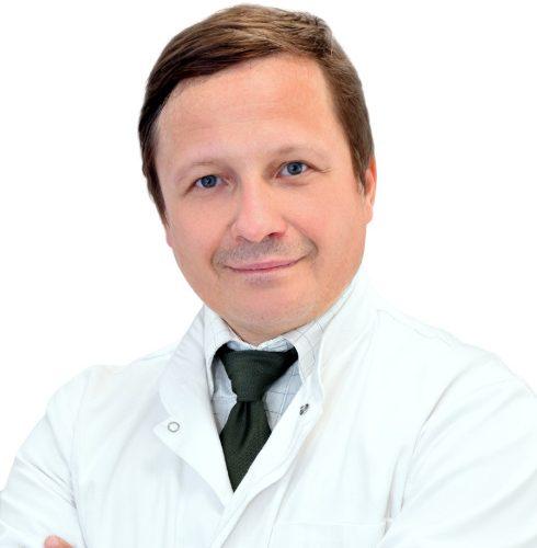Врач Кулешов Андрей Николаевич