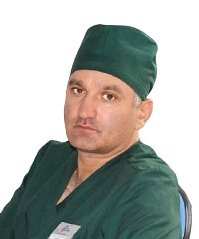Врач Гассиев Александр Михайлович