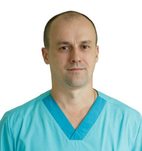 Врач Зеленов Сергей Геннадиевич
