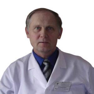 Врач Охрименко Валентин Григорьевич