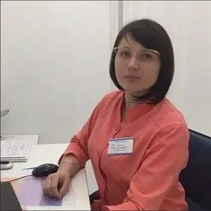 Врач Горяинова Олеся Владимировна