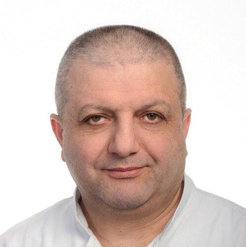 Врач Тамазян Самвел Егорович