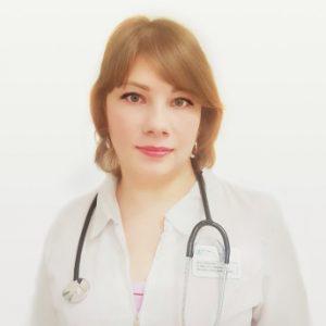 Врач Малова Елена Николаевна