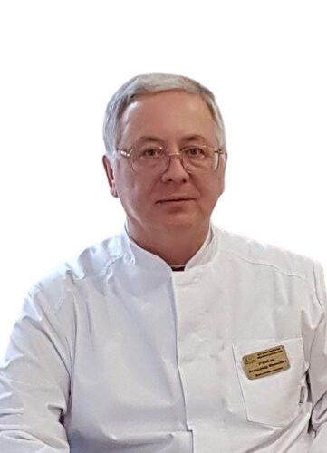 Врач Утробин Александр Иванович