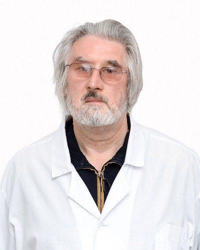 Врач Львов Николай Дмитриевич