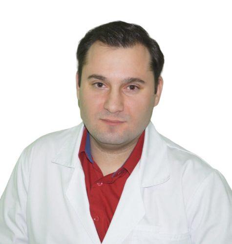 Врач Суркичин Сергей Иванович