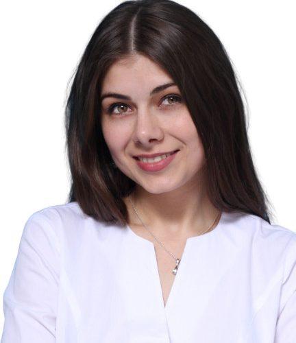 Врач Крупинская Екатерина Викторовна