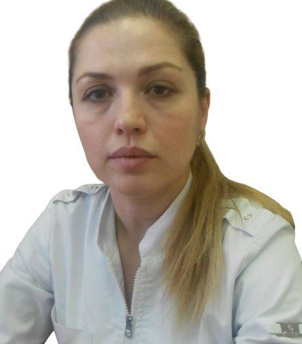 Врач Мамедова Роксана Заитдиновна