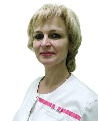 Врач Копилева Виктория Степановна
