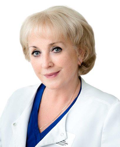 Врач Державина Ирина Николаевна