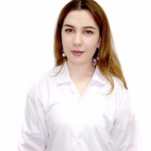 Врач Бузуртанова Марина Бислановна