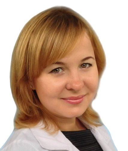 Врач Хасанова Алина Рашидовна