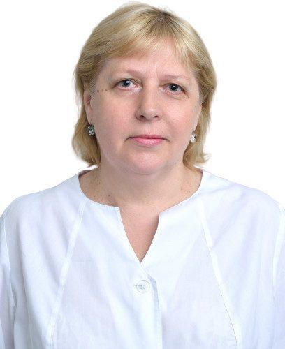 Врач Сергеева Алла Петровна
