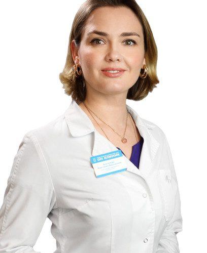 Врач Братилова Анастасия Викторовна