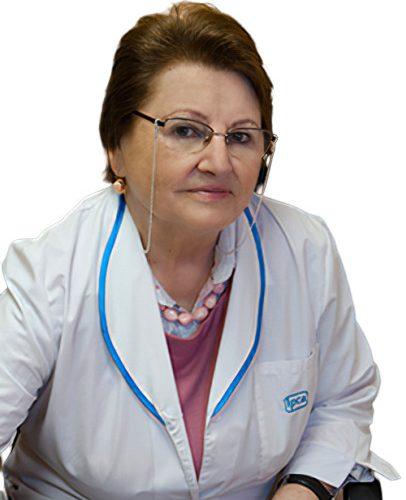 Врач Балабанова Римма Михайловна