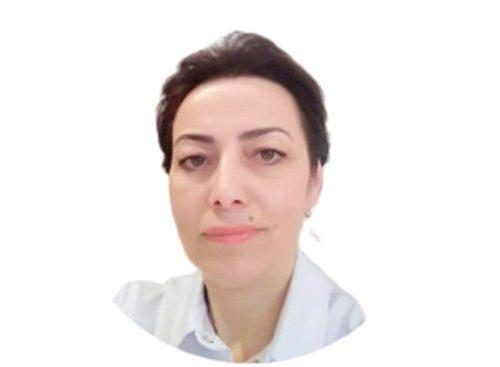 Врач Аненкова Надежда Алексеевна