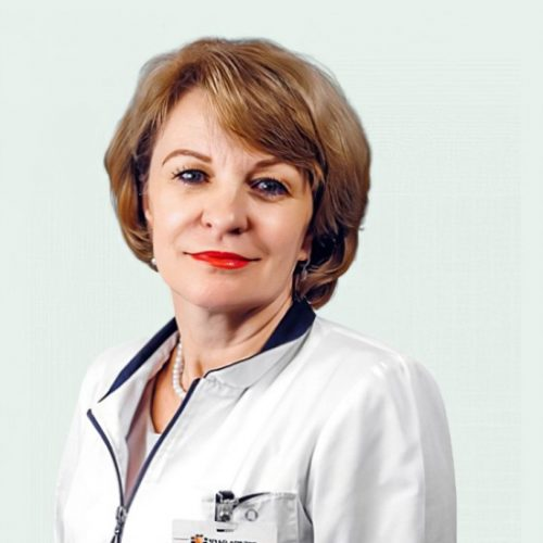 Врач Балябина Светлана Витальевна