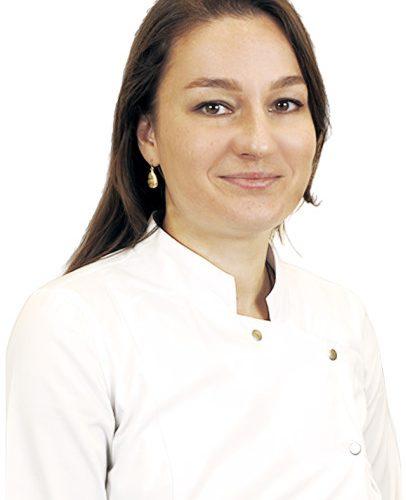 Врач Родионова Анастасия Анатольевна