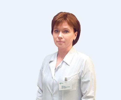 Врач Павлова Ольга Алексеевна