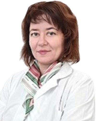 Врач Федулова Анна Анатольевна