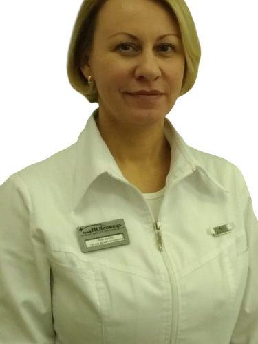 Врач Титова Инна Николаевна