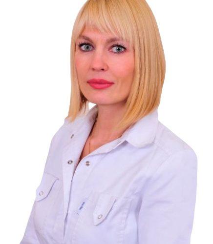 Врач Нужнова Юлия Константиновна