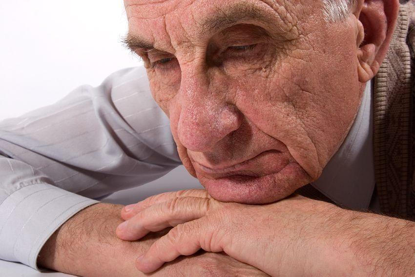 Депрессии у пожилых