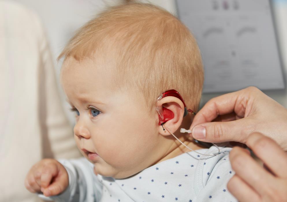 Глухота и потеря слуха у детей