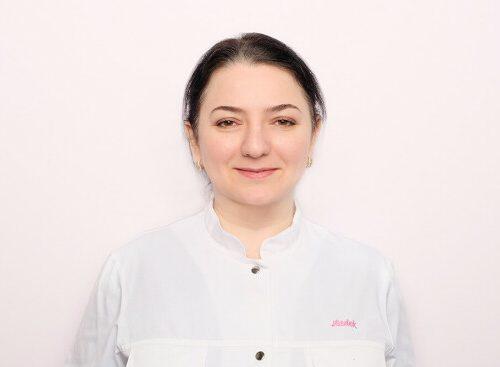 Врач Идрисова Элина Аралыевна