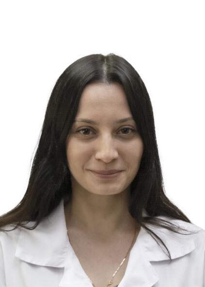 Врач Ростовцева Анастасия Сергеевна