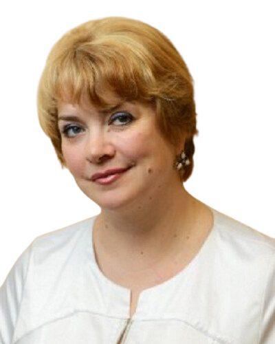 Врач Бахтина Алла Борисовна