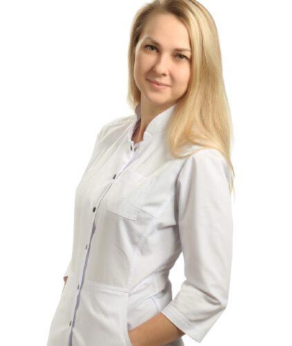 Врач Жернакова Яна Сергеевна