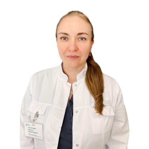Врач Калачева Ирина Васильевна