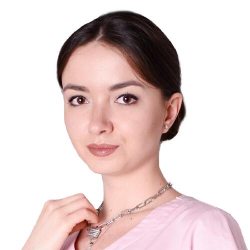 Врач Апсалямова Алина Валерьевна