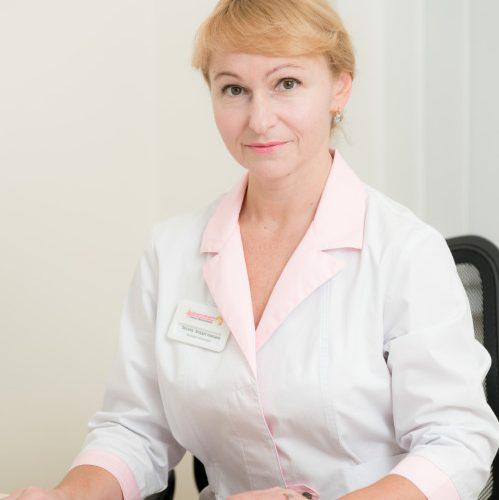 Врач Мякишева Оксана Владиславовна