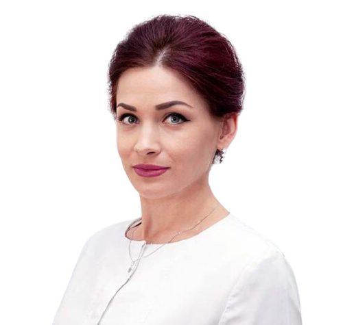 Врач Горюхина Екатерина Игоревна